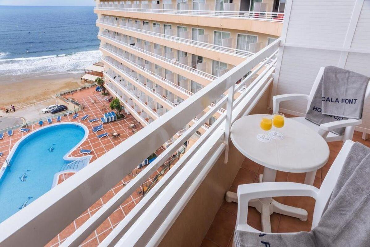 Туристическое агентство Санни Дэйс Пляжный авиатур в Испанию, Коста Дорада, Hotel Cala Font 4* - фото 3