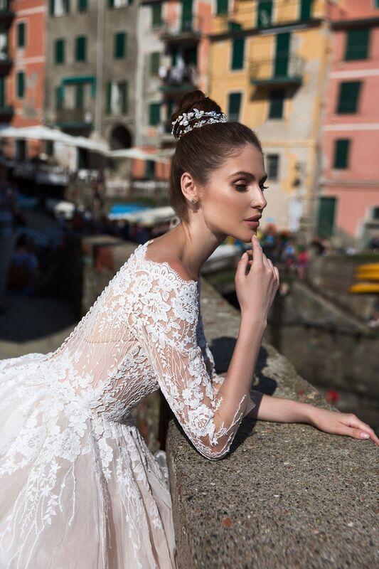 """Свадебное платье напрокат ALIZA Свадебное платье """"Valeri"""" - фото 2"""