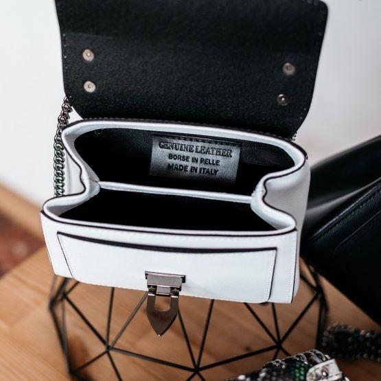 Магазин сумок Vezze Кожаная женская сумка C00470 - фото 4