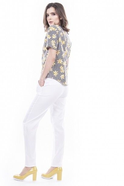 Кофта, блузка, футболка женская SAVAGE Блуза женская арт. 915332 - фото 2
