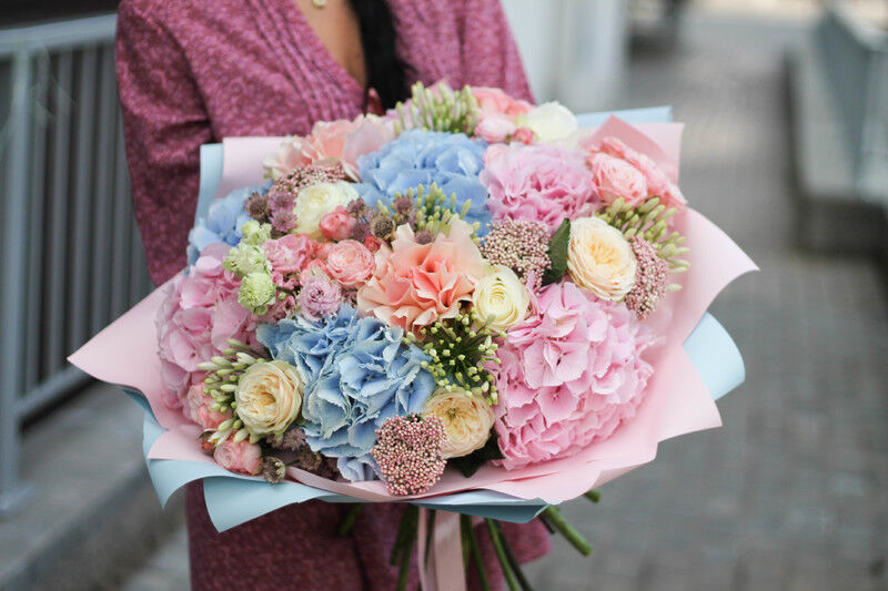 Магазин цветов Cvetok.by Букет «Шарм» - фото 4