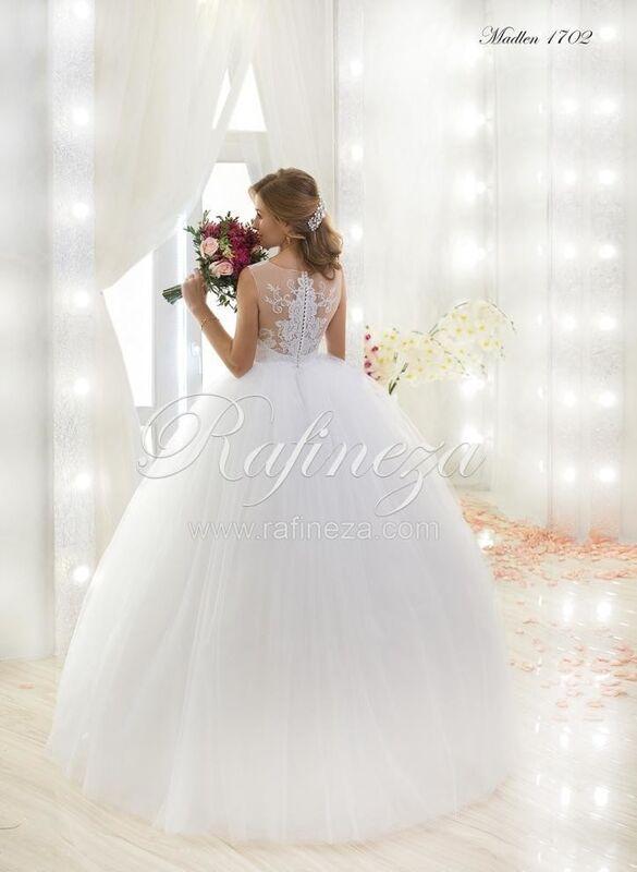 Свадебный салон Rafineza Платье свадебное Madlen - фото 2
