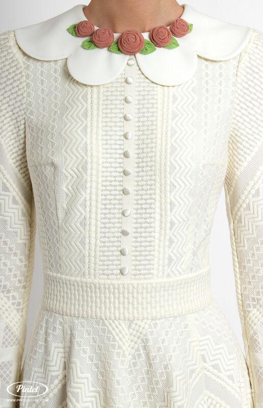 Платье женское Pintel™ Приталенное платье Angelique - фото 4