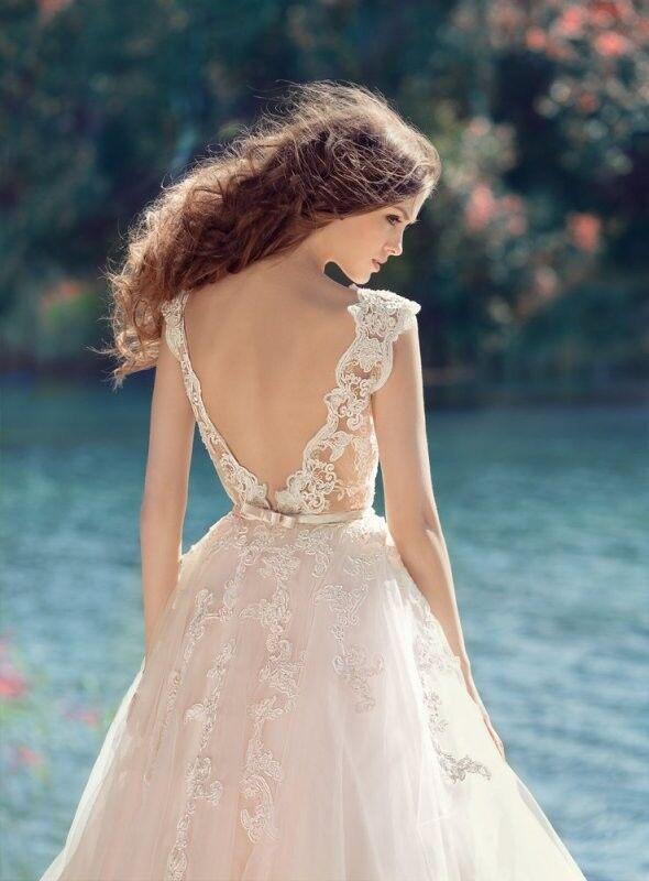 Свадебный салон Papilio Свадебное платье «Калао» 1748L - фото 3
