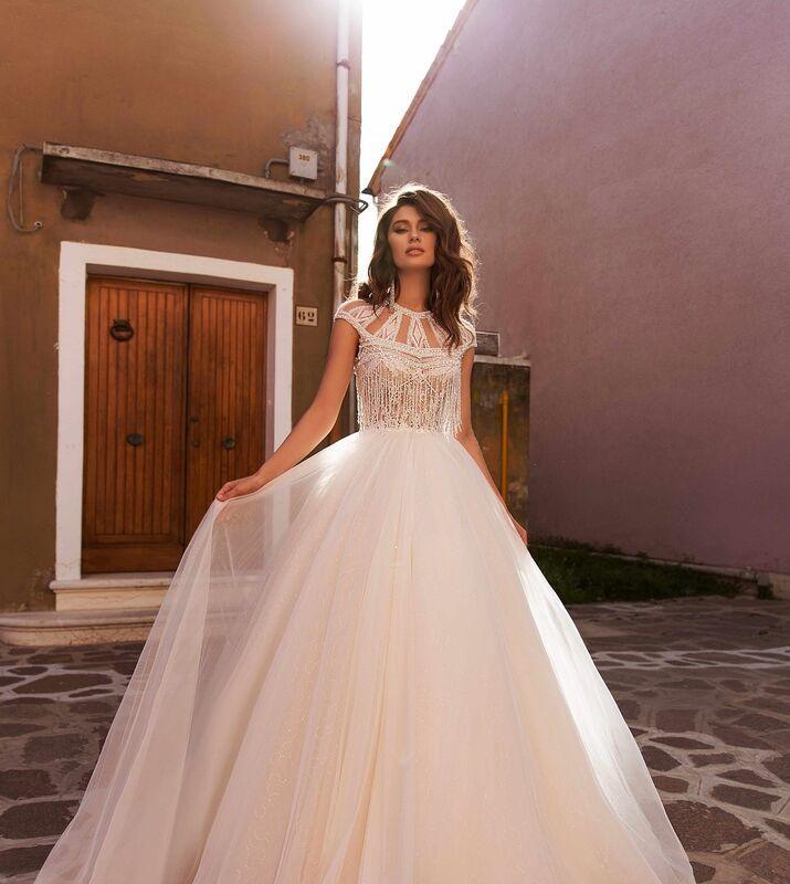 """Свадебный салон ALIZA свадебное платье  """"Medeya"""" - фото 1"""