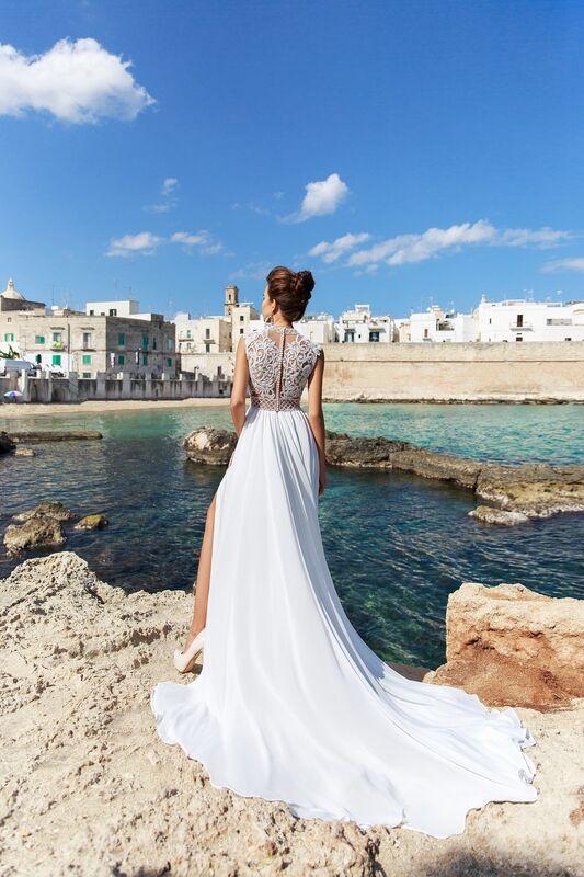 """Свадебное платье напрокат ALIZA свадебное платье """"Aradea"""" - фото 3"""