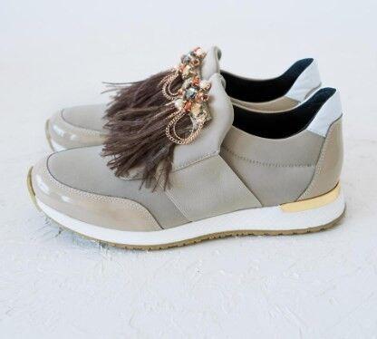 Обувь женская Baldinini Кроссовки женские 2 - фото 1