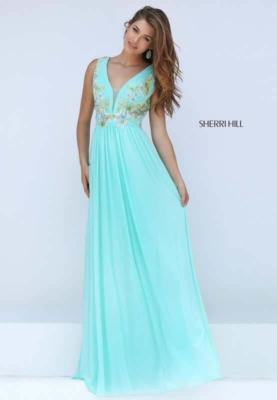 Вечернее платье Sherri Hill Платье 50252 - фото 1