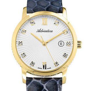 Часы Adriatica Наручные часы A3110.1283QZ - фото 1