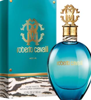 Парфюмерия Roberto Cavalli Парфюмированная вода Aqcua, 30 мл - фото 1