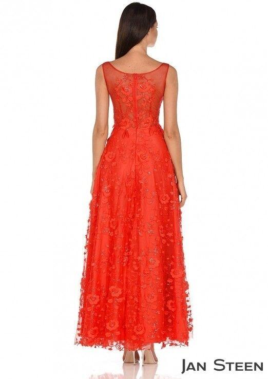 Вечернее платье Jan Steen Вечернее платье dy-59 - фото 2