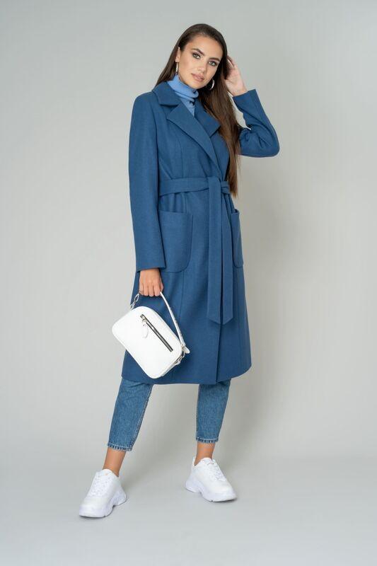 Верхняя одежда женская Elema Пальто женское демисезонное 1-81801-1 - фото 4