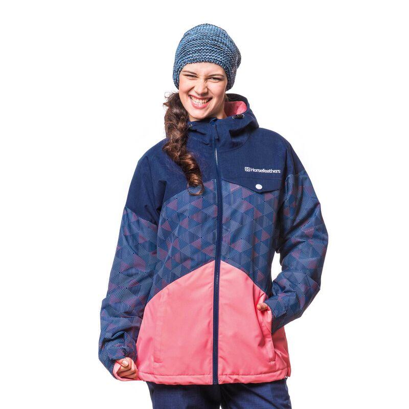 Спортивная одежда Horsefeathers Сноубордическая куртка Adrien 1617  темно-синий - фото 1 ff68b14d706