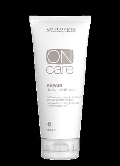 Уход за волосами Selective Средство интенсивного восстановления On Care Repair, 750 мл - фото 1