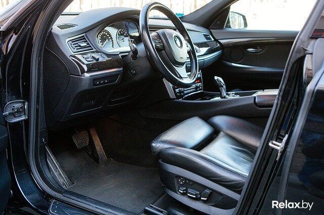 Прокат авто BMW 535i GT 2011 г.в. - фото 6