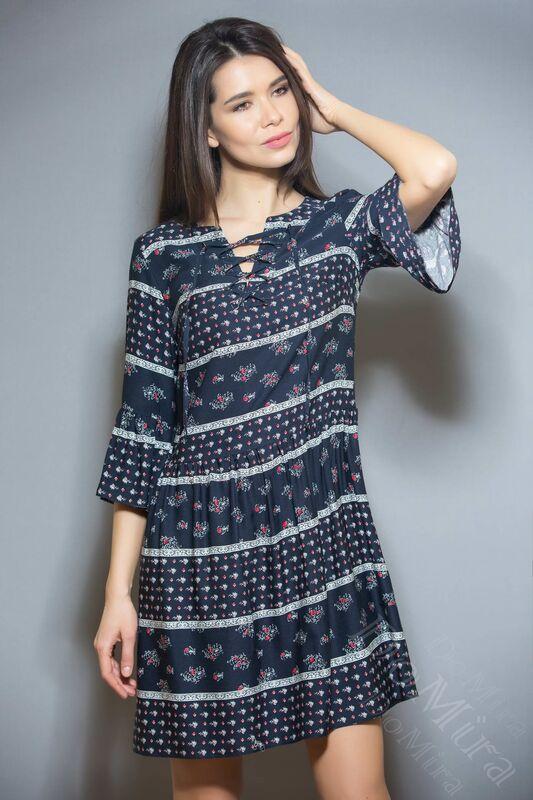 Платье женское DoMira Платье М-01-440 - фото 1