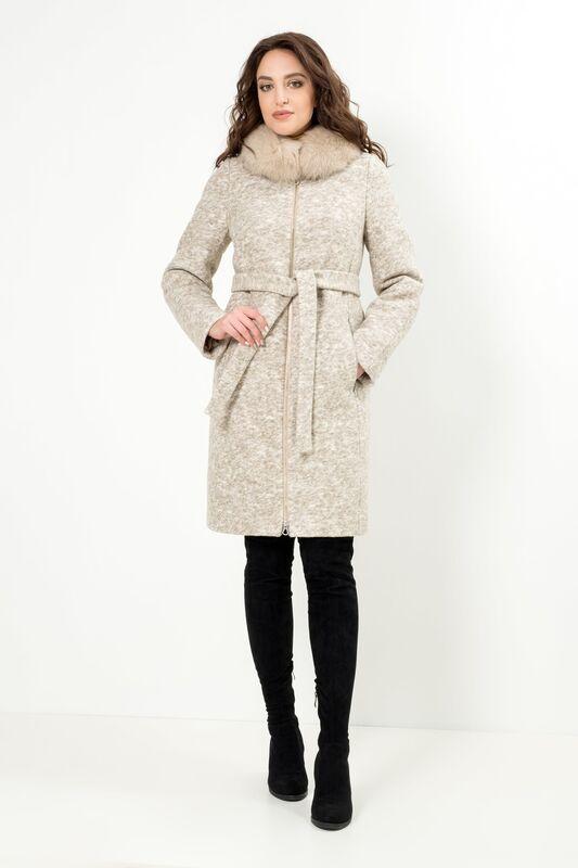 Верхняя одежда женская Elema Пальто женское зимнее 7-8012-1 - фото 1