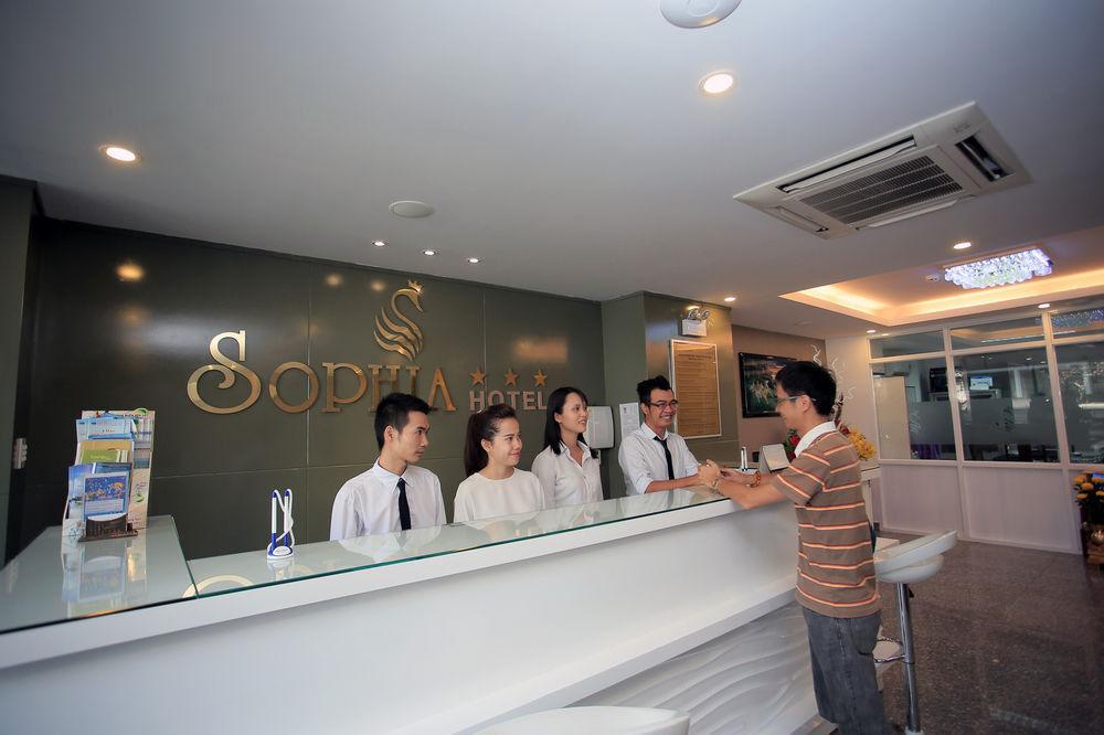 Туристическое агентство Denvi Travel Пляжный авиатур во Вьетнам, Нячанг, Sophia Hotel 3* - фото 2