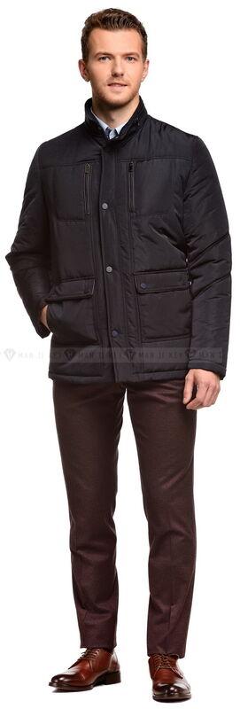 Верхняя одежда мужская Keyman Куртка мужская темно-синяя - фото 1