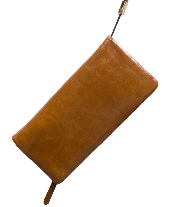 Магазин сумок Rozan Клатч - кошелек женский коричневый 3108 - фото 1