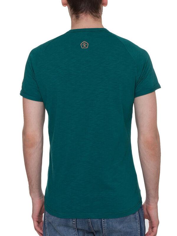 Кофта, рубашка, футболка мужская Запорожец Футболка «Зынчанлунъ» SKU0121000 - фото 2