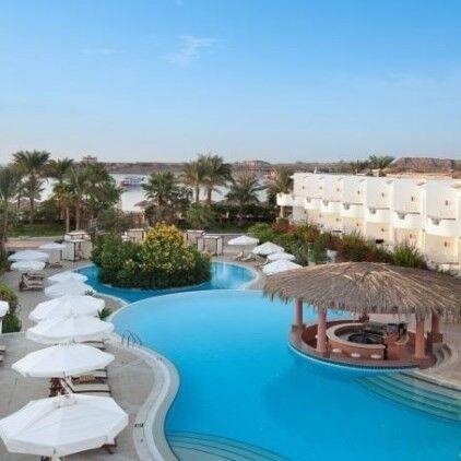Туристическое агентство EcoTravel Пляжный aвиатур в Египет, Шарм-эль-Шейх, Iberotel Palace 5* - фото 1