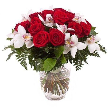 Магазин цветов Фурор Букет «Шик» - фото 1