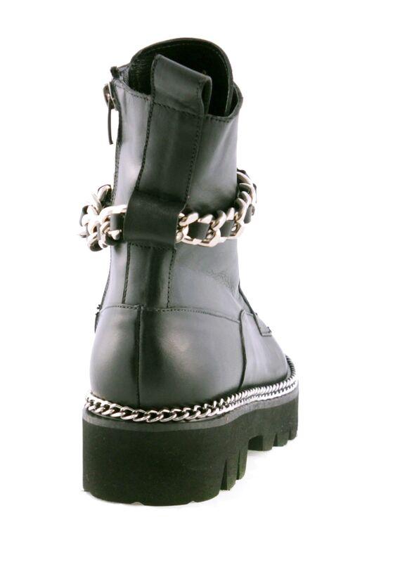Обувь женская Tuchino Ботинки женские 889 черные - фото 2