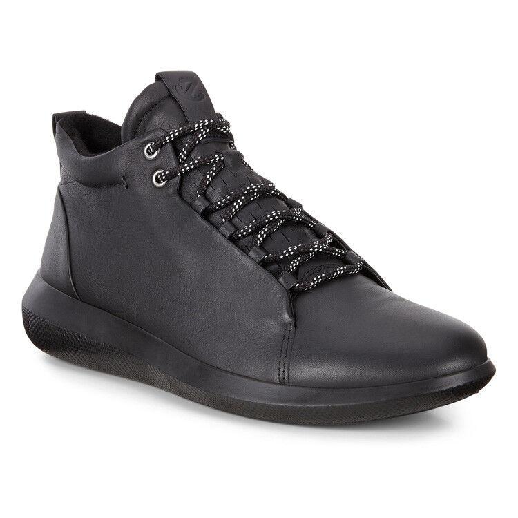 Обувь мужская ECCO Кроссовки высокие SCINAPSE 450574/01001 - фото 1