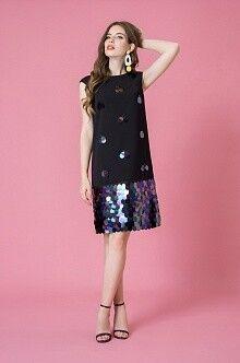 Платье женское Elema Платье женское 5К-8652-1 - фото 1