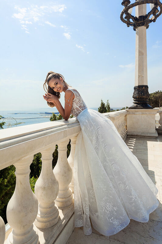 Свадебный салон Aivi Свадебное платье Roosmarijn (My Angel) - фото 2