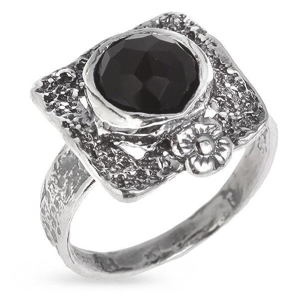 Ювелирный салон Yaffo Кольцо серебряное SAR439 - фото 1