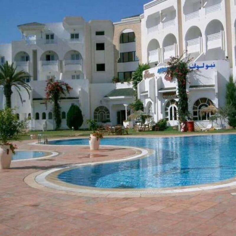 Туристическое агентство Голд Фокс Трэвел Пляжный aвиатур в Тунис, Порт-Эль-Кантауи, Houria Palace 3* - фото 1