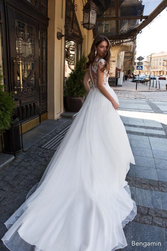 Свадебный салон Aivi Свадебное платье Bengamin (Love Repablic) - фото 3