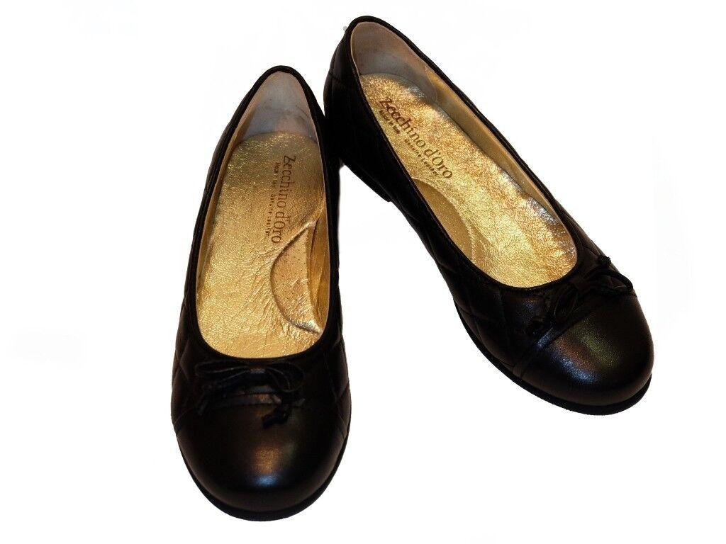 Обувь детская Zecchino d'Oro Туфли для девочки F01-3125 - фото 2