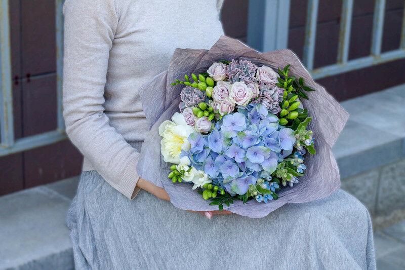 Магазин цветов Cvetok.by Букет «Морской бриз» - фото 3