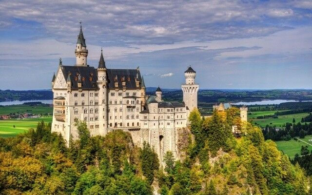 Туристическое агентство Голубой парус Автобусный тур «Вена – Мюнхен – Замки Баварии» - фото 2