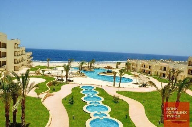 Туристическое агентство Jimmi Travel Пляжный тур в Египет, Марса Алам, Coral Hills Marsa Alam 5* - фото 1