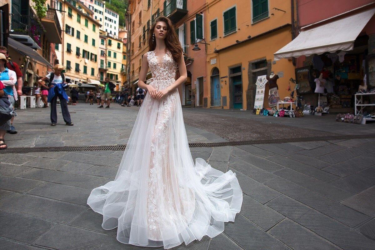 """Свадебный салон ALIZA свадебное платье """"Merionnye"""" - фото 4"""