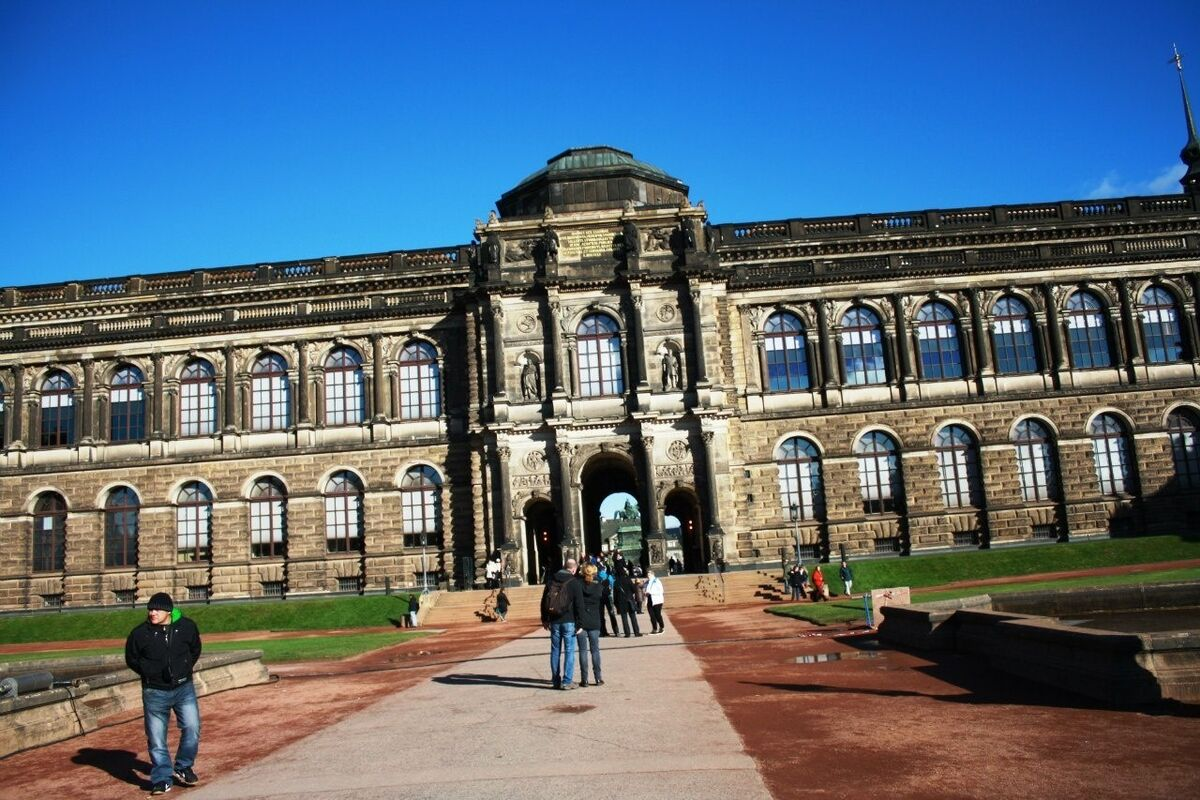 Туристическое агентство Голубой парус Автобусный экскурсионный тур «Вена – Прага – Дрезден» - фото 9