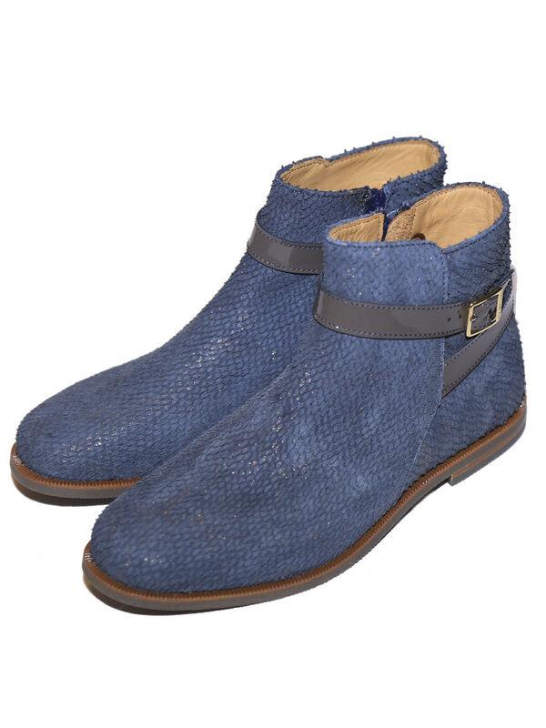 Обувь детская Zecchino d'Oro Ботинки для девочки F05-3544 - фото 3