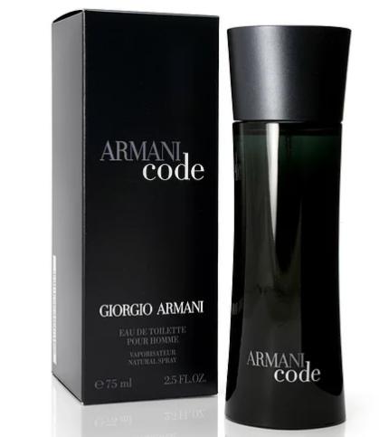 Парфюмерия Giorgio Armani Туалетная вода Armani Code, 30 мл - фото 1