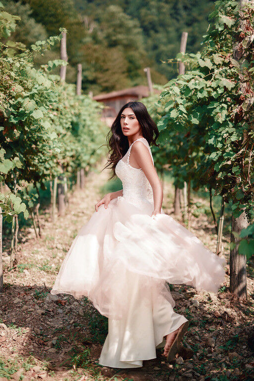 Свадебный салон Артемида Свадебное платье Azalia - фото 4
