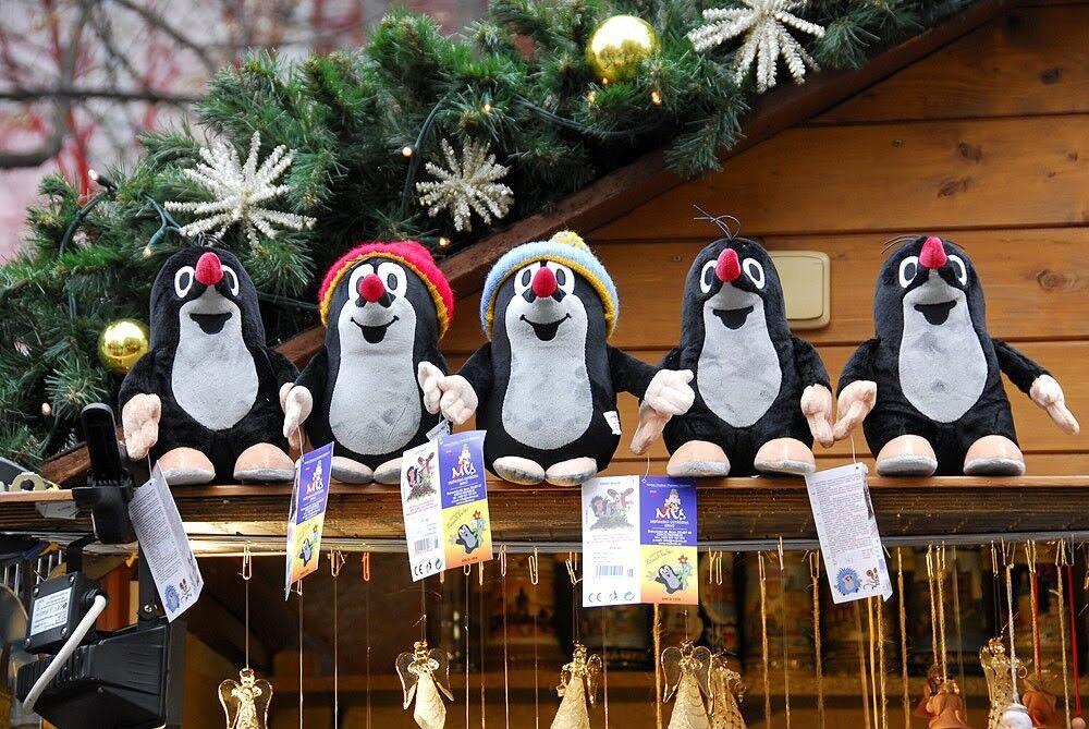 Туристическое агентство Элдиви Автобусный тур «Рождественский дуэт: Вена – Прага» - фото 6