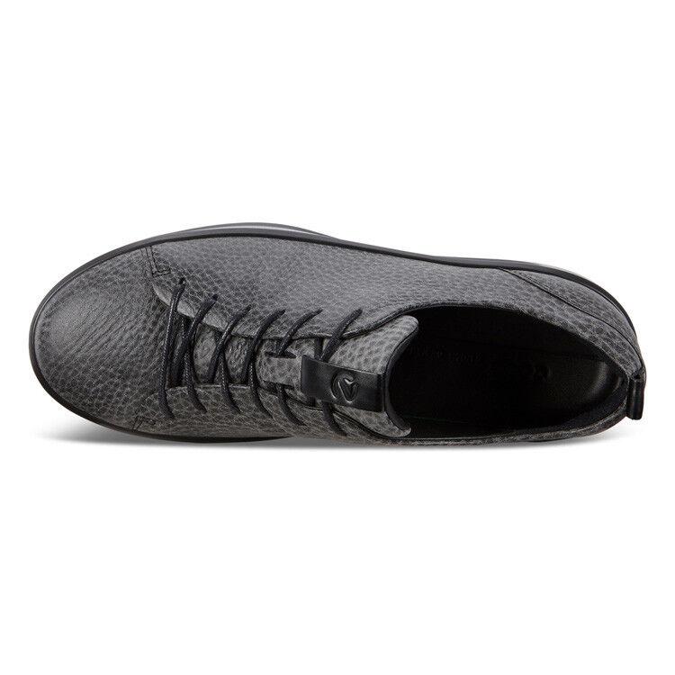 Обувь женская ECCO Кеды женские SOFT 8 440793/01001 - фото 6