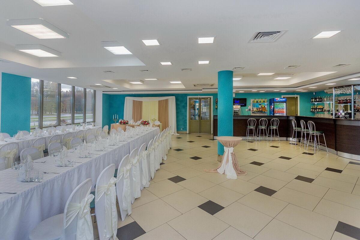 Банкетный зал Sport Time Сafe Зал «IT Time Cafe» - фото 16