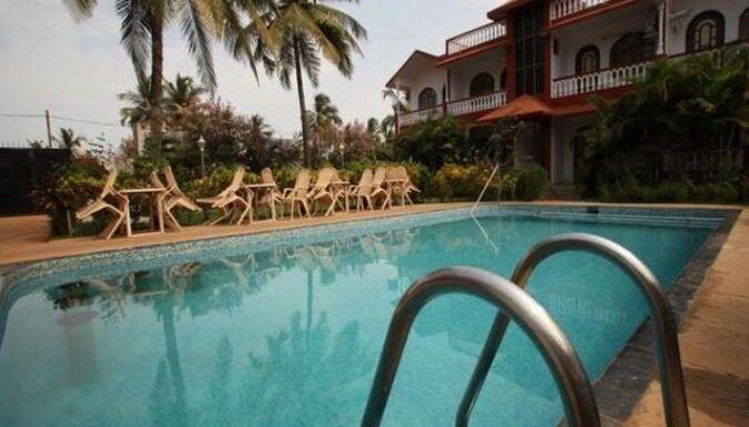 Туристическое агентство EcoTravel Пляжный авиатур в Индию, Гоа, La Conceicao Beach Resort 3* - фото 3