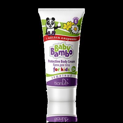 Уход за телом tianDe Защитный детский крем для тела Baby Bambo - фото 1