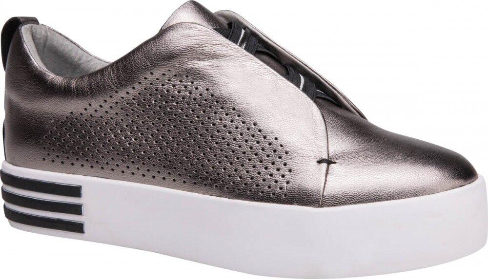 Обувь женская Ekonika 2 Слипоны женские 1265-04 bronze - фото 1