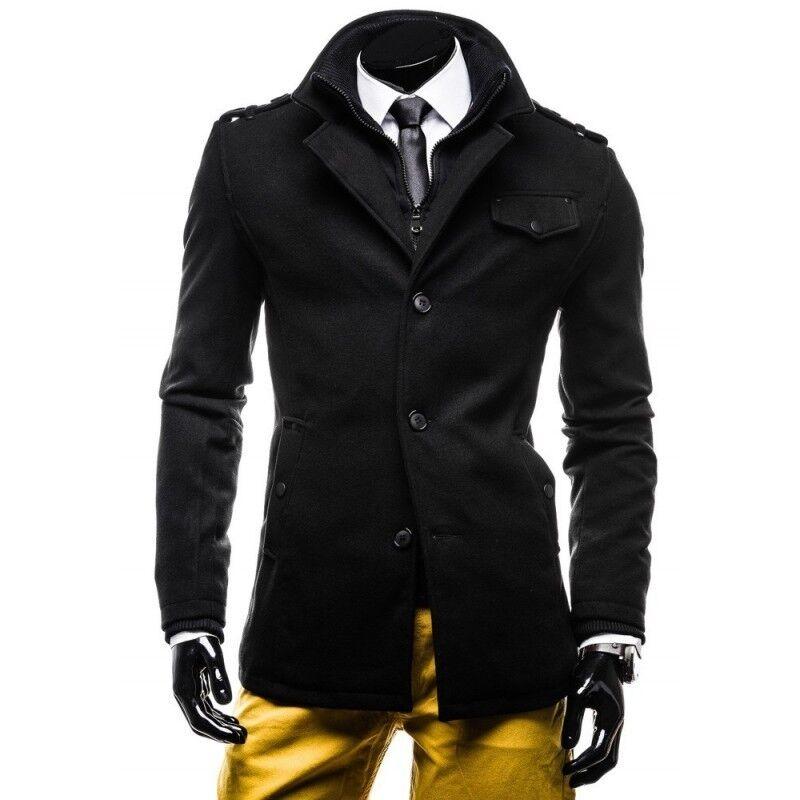 Верхняя одежда мужская Revolt Пальто Enos 1 - фото 1